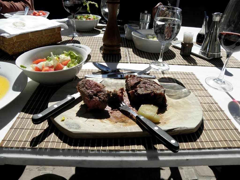 Traditional Argentine Barbecue